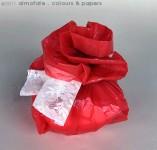 @ Almofate - Wraping with Plastic Bags _ Embrulhar com Sacos de Plástico