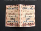@ Almofate - Word Poster Journal 1 _ Paula AL + a ferreira _ Caderno Vocabuladro 1