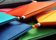 @ Almofate - Modular Origami Tabatebako _ Garland Detail _ Pormenor de Grinalda