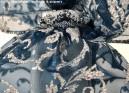 @ Almofate - Blue and Silver Angel, detail _ Anjo Azul e Prateado, pormenor