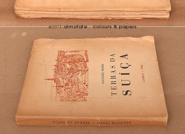 @ Almofate - Old Book Before Recovery _ Livro Antigo, Antes da Recuperação