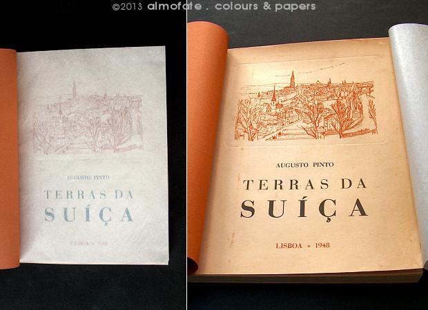 @ Almofate - Old Book, Original Cover Protection _ Livro Antigo, Protecção da Capa Original