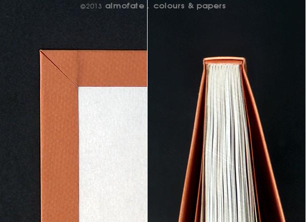 @ Almofate - Recovering an Old Book, Details _ Recuperação de um Livro Antigo, Pormenores