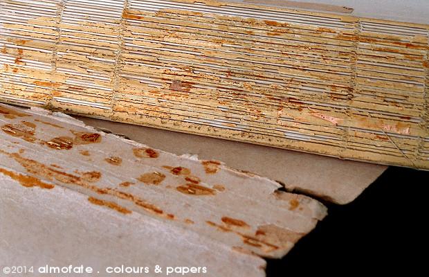@ Almofate - Old book to repair _ Livro antigo para reparar
