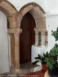 @ Almofate - Convent's cloister _ Nossa Senhora da Estrela, Marvão _ Claustro do Convento