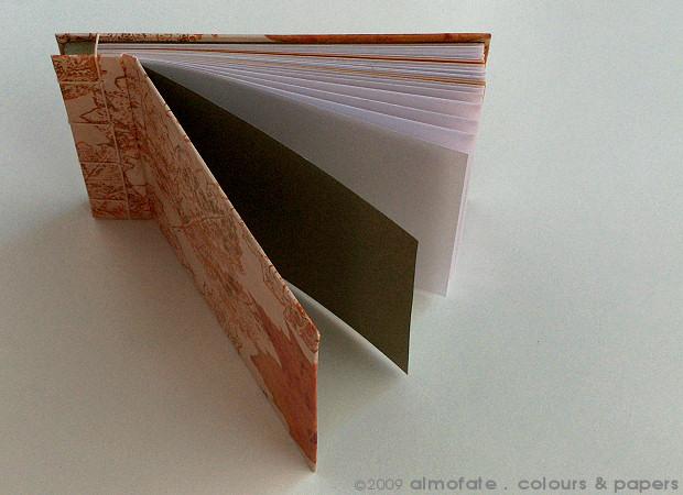 @ Almofate - Handmade notepad _ JAPONICA _ Bloco artesanal