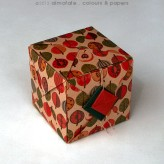 @ Almofate - Modular Origami - Tamatebako _ Gift Box _ Caixa de Oferta