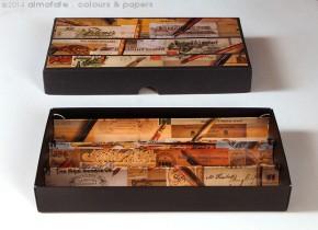 @ Almofate - Organizer box (upcycling) _ Caixa de organização (enciclagem)
