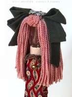 @ Almofate - Doll, head detail _ Assemblage _ Boneca, pormenor da cabeça