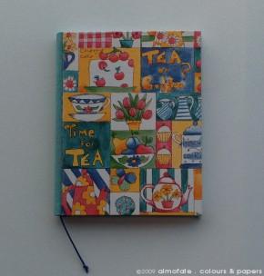 @ Almofate - Handmade notebook _ Floralia _ Caderno artesanal