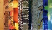 @ Almofate - Rainbow Series, detail _ Collage n.3 _ Série Arco-íris, pormenor