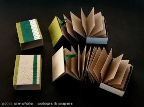 @ Almofate - Box-Books, open _ n. 4-5 _ Livro-Caixas, abertas
