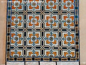 @ Almofate - Azulejos Façade Pattern _ Alcochete _ Padrão de Fachada