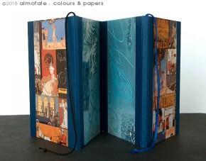 @ Almofate - Handmade double journal, covers _ B-Book _ Diário duplo artesanal, capas