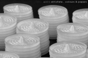 @ Almofate - Coffee capsules' filters to repurpose _ Filtros de cápsulas de café para reutilizar