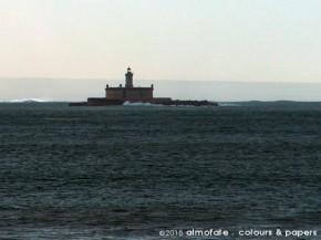 @ Almofate - Bugio lighthouse, Tagus mouth _ Farol do Bugio, foz do Tejo
